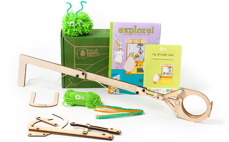 kids craft subscriptions