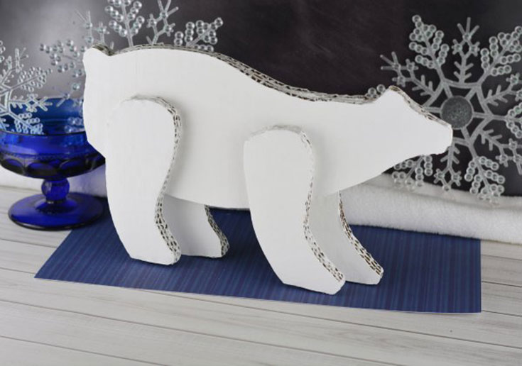Polar Bear Craft Ideas